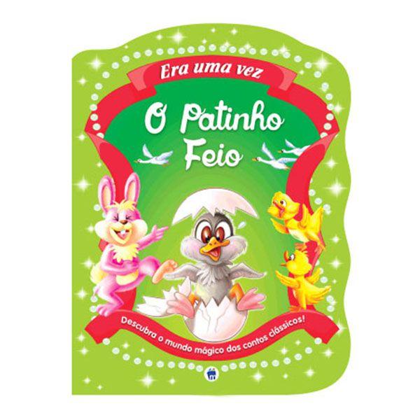 Livro Infantil O Patinho Feio Magic Kids  - INK House