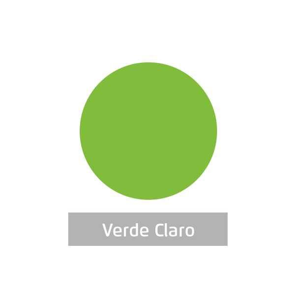 Massa para Artesanato Lisa Verde Claro 50g Leonora  - INK House