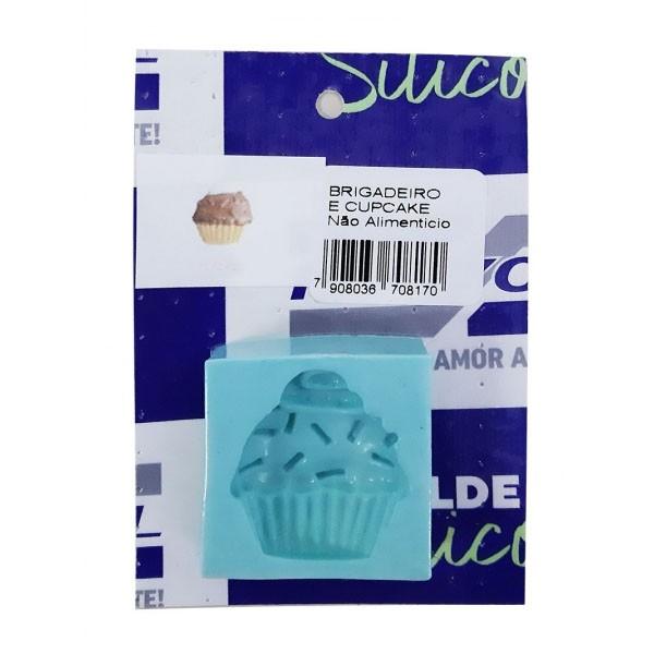 Molde de Silicone Brigadeiro e Cupcake Polycol  - INK House