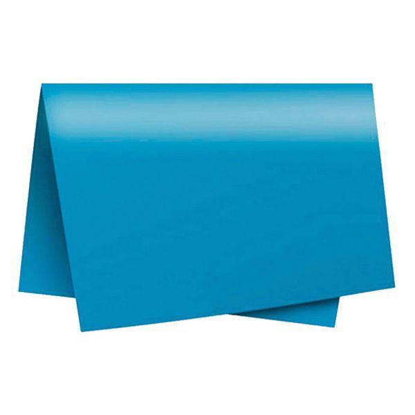 Papel Color Set 48 x 66cm Azul Celeste Nova Print