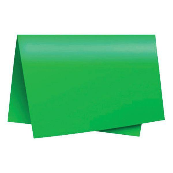 Papel Color Set 48 x 66cm Verde Bandeira Nova Print