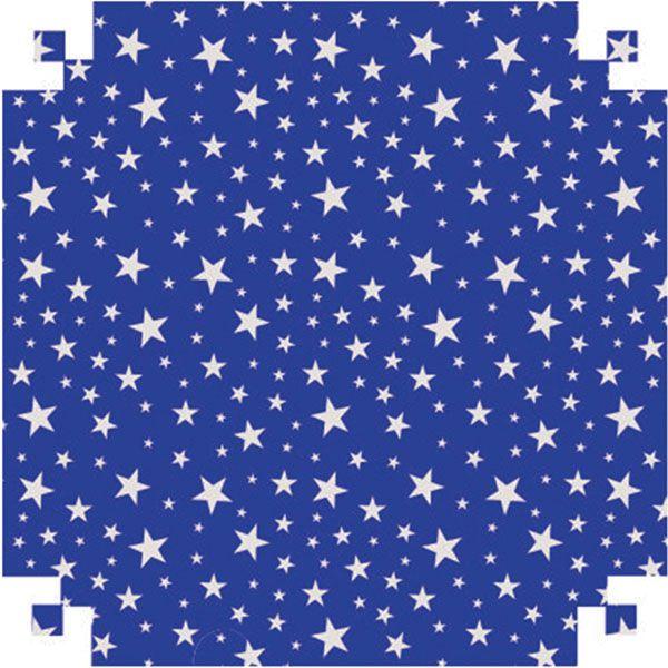 Papel Color Set Fantasia 48 x 66cm Estrela Azul VMP  - INK House