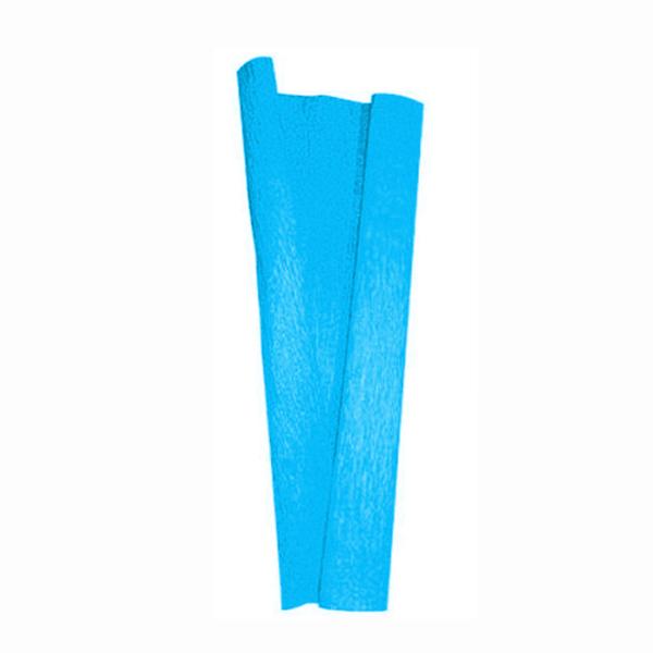 Papel Crepom 48cm x 2,0m Azul Royal Nova Print  - INK House