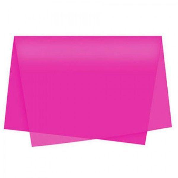 Papel de Seda 48 x 60cm Pink Nova Print