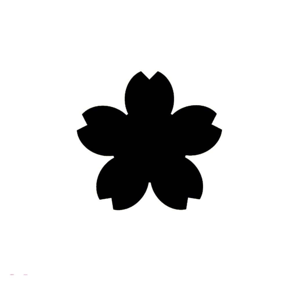 Perfurador de EVA 16mm Flor Laranja Leoarte