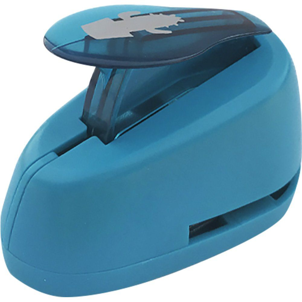 Perfurador de EVA 25mm Cactus Azul Leoarte  - INK House