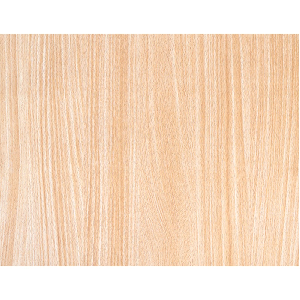 Plástico Adesivo 45cm x 10m Madeira Pinus  Leotack