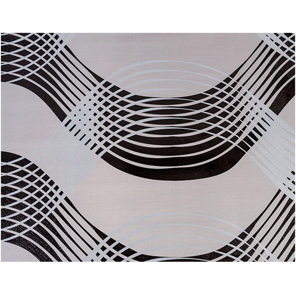 Plástico Adesivo 45cm x 1,5m Formas 2 Leotack  - INK House