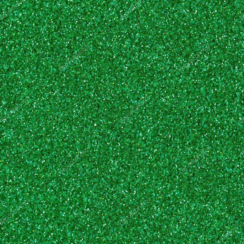 Purpurina Glitter Verde Bandeira 3g Real Seda