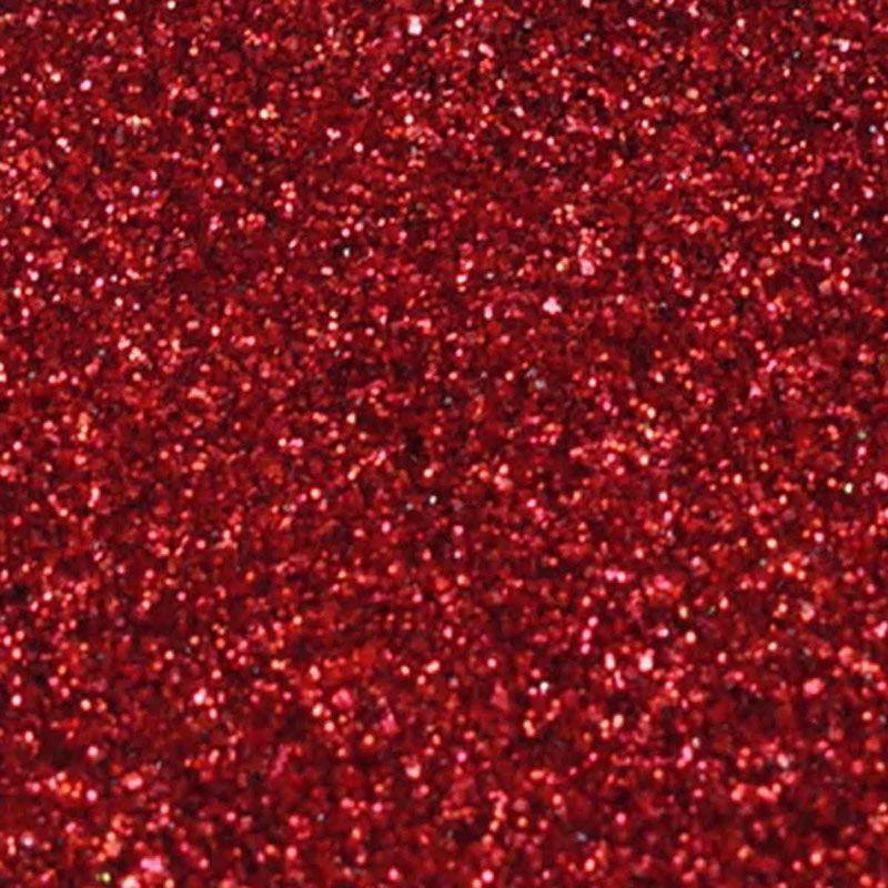 Purpurina Glitter Vermelho 3g Real Seda  - INK House