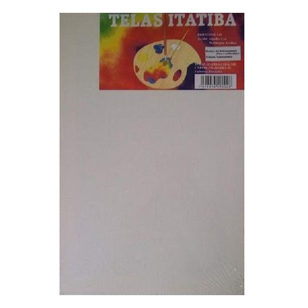 Tela para Pintura 20 x 30cm Itatiba