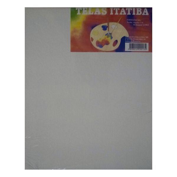 Tela para Pintura 24 x 30cm Itatiba