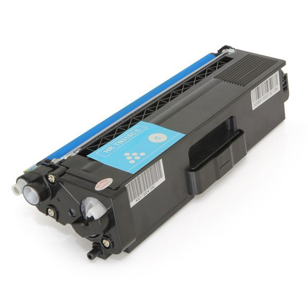 Toner Compatível Brother TN315 TN318 TN328 TN348 - Ciano - 3.5k