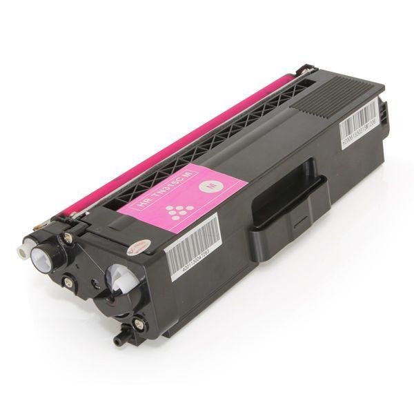 Toner Compatível Brother TN315 TN318 TN328 TN348 - Magenta - 3.5k