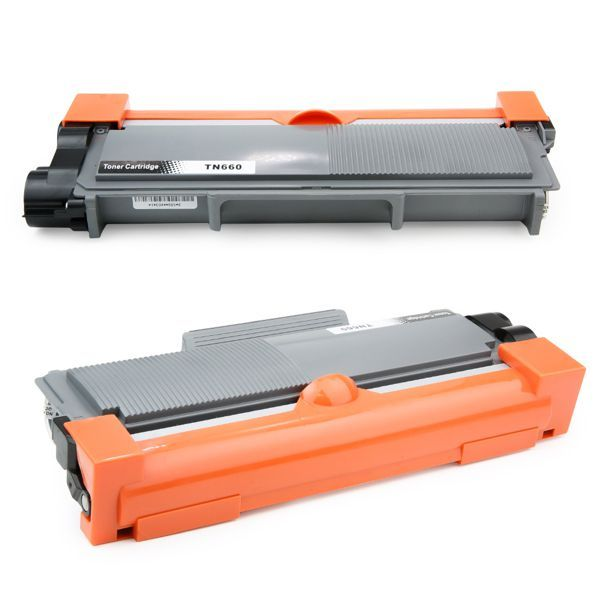 Toner Compatível Brother TN630 TN660 TN2340 TN2370 DCP-L2520 HL-L2360 MFC-L2700 - Preto - 2.6k  - INK House