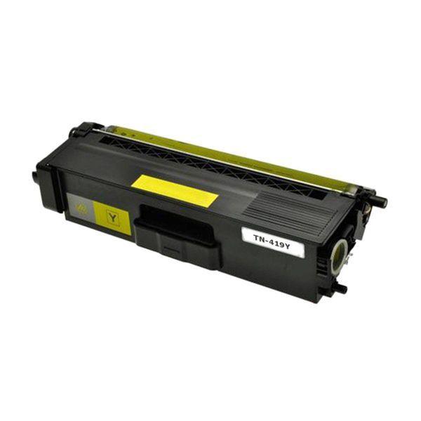 Toner Compatível Brother TN419 TN426 TN439 TN449 TN459 L8360 L8610 L8900 L9570 - Amarelo - 9k  - INK House