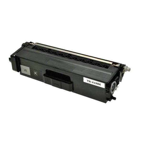 Toner Compatível Brother TN419 TN426 TN439 TN449 TN459 L8360 L8610 L8900 L9570 - Preto - 9k