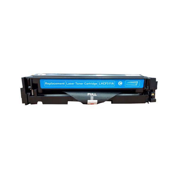 Toner Compatível HP 204A CF511A M154 M180 M181 - Ciano - 0.9k