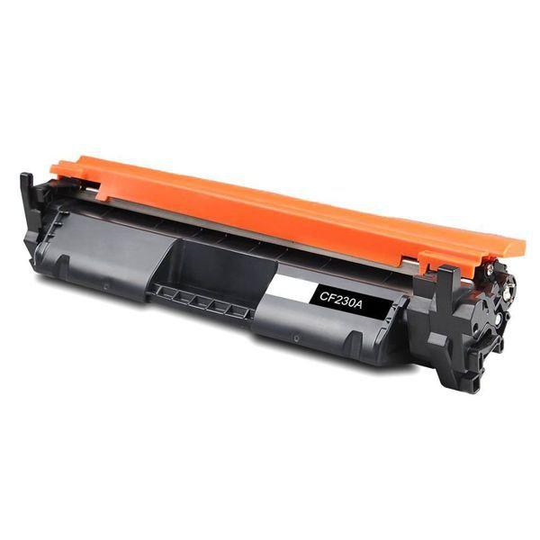 Toner Compatível HP 30A CF230A M203 M227 - Preto - 1.6k