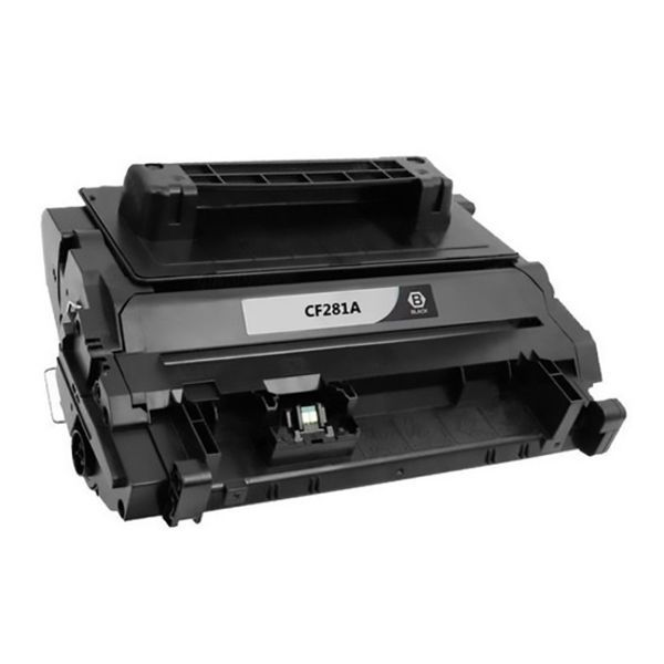 Toner Compatível HP 81A CF281A M601 M603 M604 M605 M606 M625 M630 - Preto - 10.5k