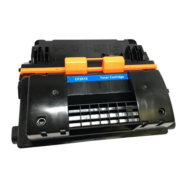 Toner Compatível HP 81X CF281X M603 M604 M605 M606 M625 M630 - Preto - 25k