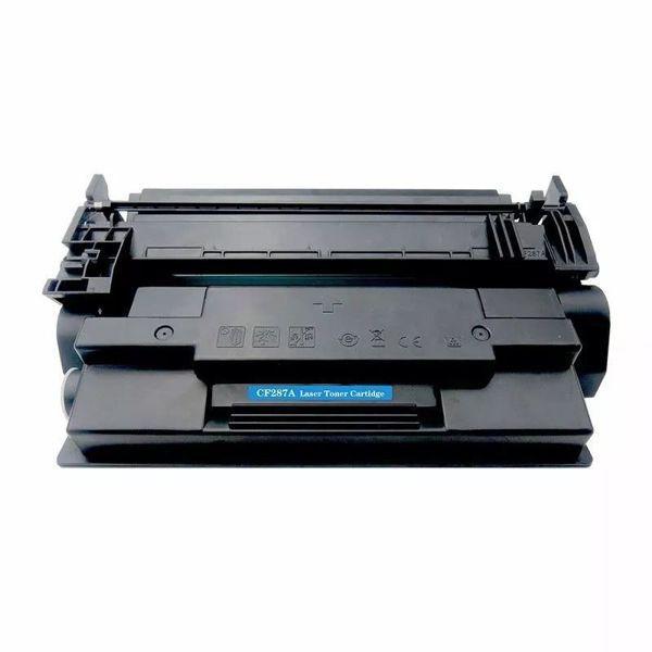 Toner Compatível HP 87A CF287A M501 M506 M527 - Preto - 9k