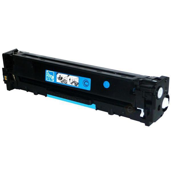 Toner Compatível HP 125A 128A 131A CB541A CE321A CF211A - Ciano - 1.4k