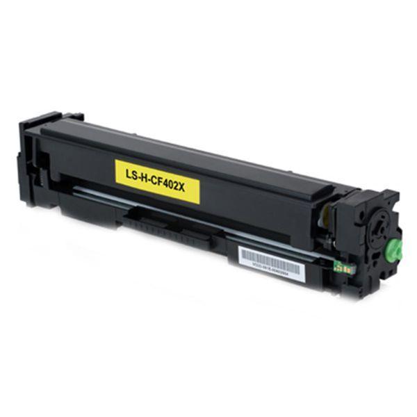Toner Compatível HP 201X CF402X M252N M252DW M277DW - Amarelo - 2.3k  - INK House