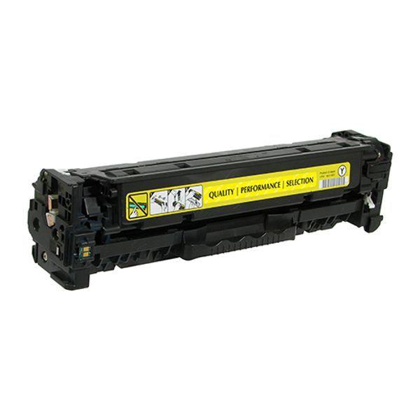 Toner Compatível HP 304A CC532A CM2320 CP2020 CP2025 - Amarelo - 2.8k  - INK House