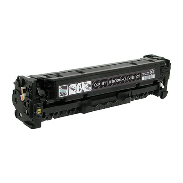 Toner Compatível HP 312A CF380A - Preto - 3.5k  - INK House