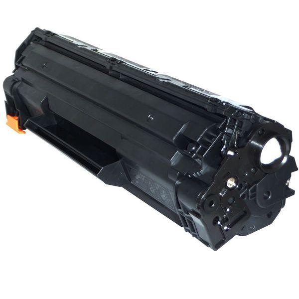 Toner Compatível HP 35A 36A 85A CB435A CB436A CE285A - Preto - 2k  - INK House
