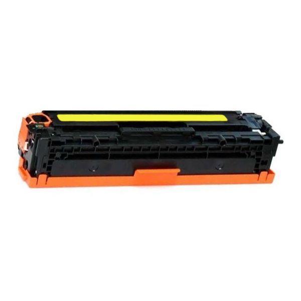 Toner Compatível HP 410X CF412X M452DN M452DW M452NW M477FDN M477FDW - Amarelo - 5k  - INK House