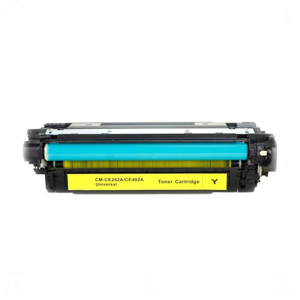 Toner Compatível HP 504A CE252A CE402A CP3525 CM3530 M551 M570 M575 - Amarelo - 6k  - INK House