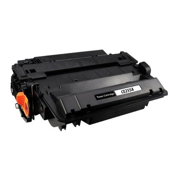Toner Compatível HP 55A CE255A P3015N P3015DN P3015X M521DN M525DN M525F M525C - Preto - 6k  - INK House