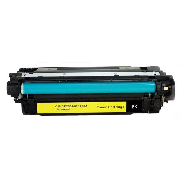 Toner Compatível HP 504A CE250A CE400A CP3525 CM3530 M551 M570 M575 - Preto - 5.5k  - INK House