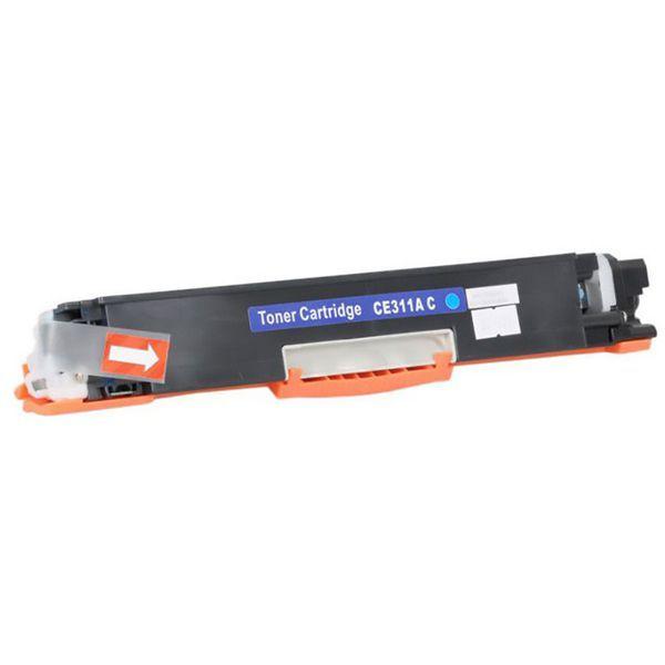 Toner Compatível HP 126A CE311A 311A CP1020 CP1025 M175 M176 M177 M275 - Ciano - 1k  - INK House
