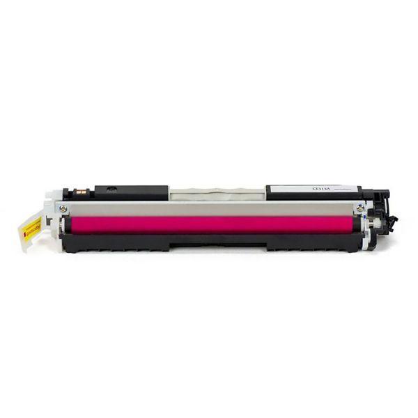 Toner Compatível  HP 126A CE313A 313A CP1020 CP1025 M175 M176 M177 M275 - Magenta - 1k  - INK House