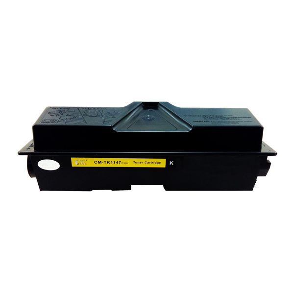 Toner Compatível Kyocera TK1147 FS1035 FS1035L FS1135 FS1135L M2035DN M2535DN - Preto - 7.2k  - INK House