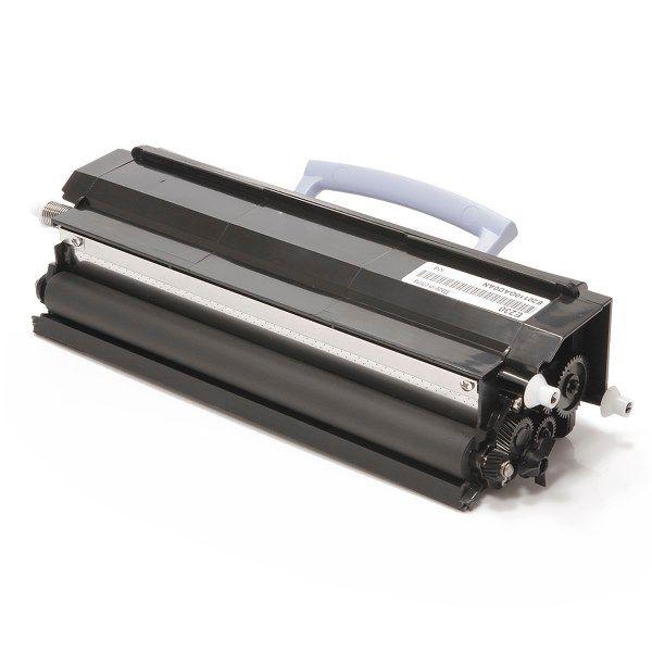 Toner Compatível Lexmark E230 E240 E330 E340 - Preto - 6k