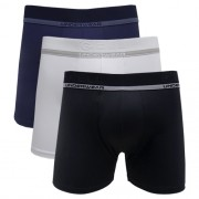 Boxer Microfibra C/3 Gell Underwear