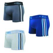 Boxer Microfibra com viés triplo Gell Underwear