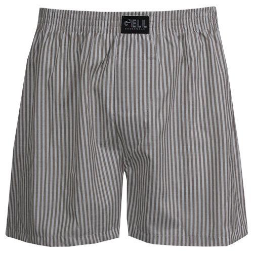 Bermuda Fio Tinto C/1 Gell Underwear