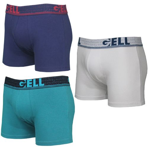 BOXER COTTON C/03 GELL UNDERWEAR
