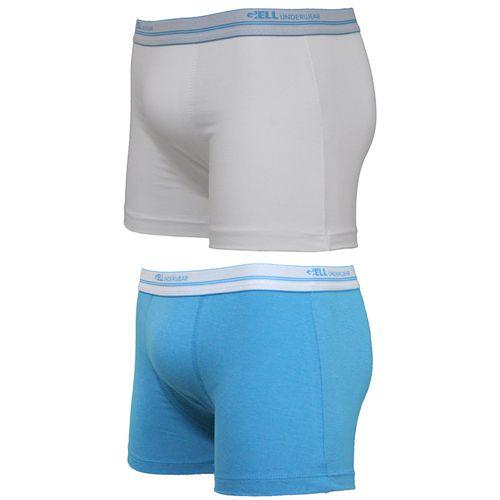 Boxer Cotton Gell Underwear C/2
