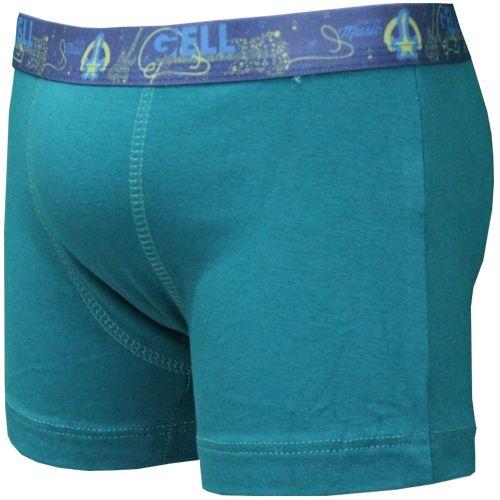 Boxer Jovem Cotton Gell Underwear