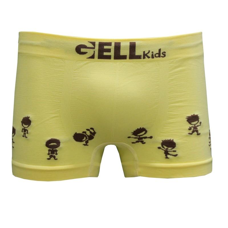 Boxer Kids Sem Costura