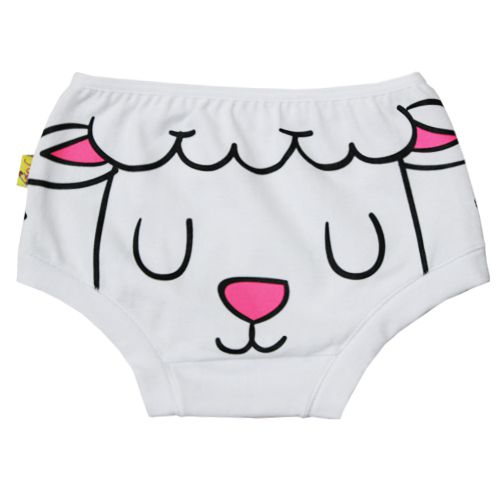 Calcinha Baby Cotton com silk no Bumbum You Lingerie