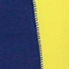 Azul marinho/Amarelo