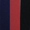 marinho, vermelho, preto