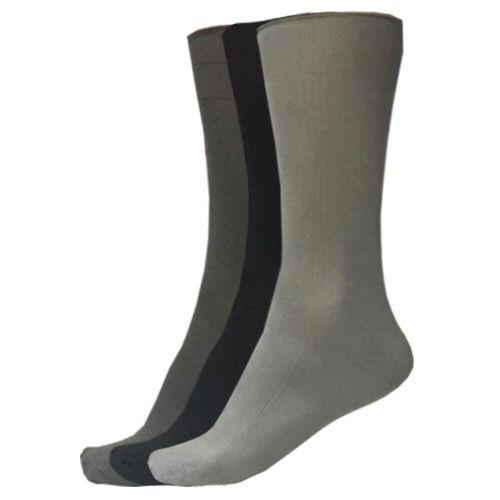 Meia Social Premium c/03 unidades Gell Underwear